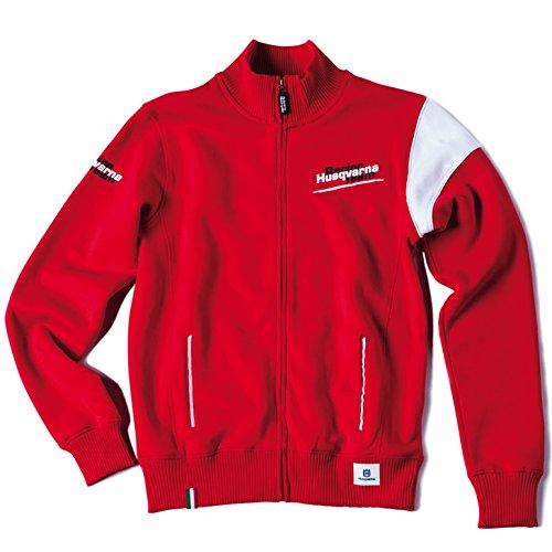 HUSQVARNA SWEATJACKE - Racing Team - rot Rot