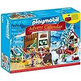 Playmobil 9264 - Calendario dell'Avvento Babbo Natale