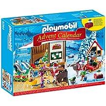 Playmobil Christmas 9264 Niño/niña kit de figura de juguete para niños - kits de figuras de juguete para niños (Niño/niña, Multicolor)