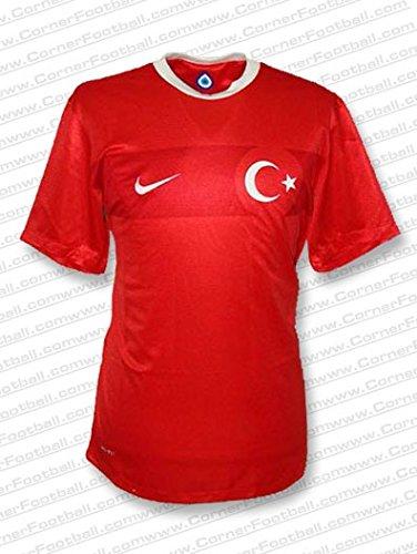 Nike Tuerkei Trikot 449999 Rot 611 Türkei, Textilien Größen:XL