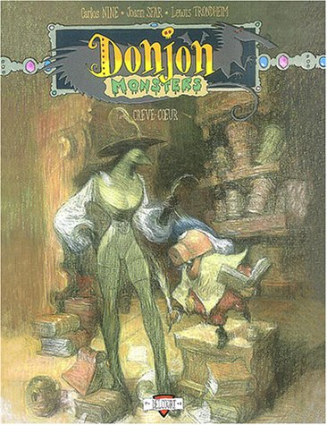 Donjon Monsters, tome 8 : Crève-coeur