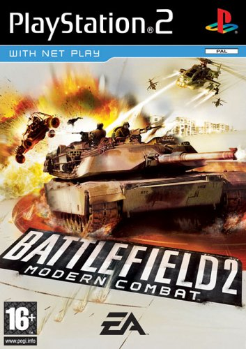 [UK-Import]Battlefield 2 Modern Combat Game PS2