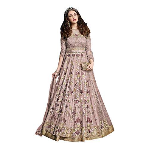 benutzerdefinierte zu messen Muslimischen Zeremonie, Hochzeit, langes Kleid Anarkali Salwar Kameez Indian Neue Brautkleid Frauen Kleid Hijab Anzug Party Tragen Kleid Indowestern Kaftaan hijab 930 (Anarkali Kameez Salwar)