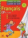 Cahier du jour, cahier du soir Français CP, 6-7 ans