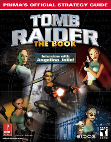 Tomb Raider the Book