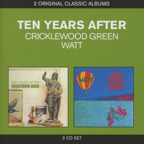 Classic Albums: Cricklewood Green/Watt [Boxed Set] by Ten Years After (2012) Audio CD Watt Audio