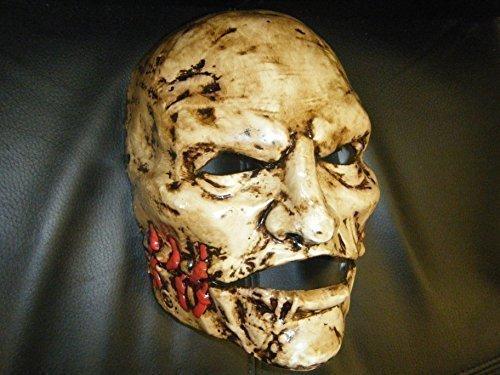 UK COREY TAYLOR NEUER STIL SLIPKNOT BAND KOSTÜM MASKE ERWACHSENE COSPLAY (Slipknot Corey Taylor Maske)