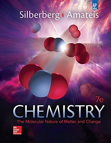 PDF Download Silberberg Chemistry The Molecular Nature Of