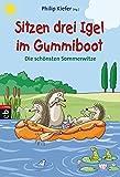 Sitzen drei Igel im Gummiboot - Die schönsten Sommerwitze