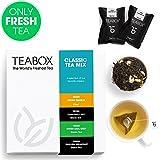 Best Camomille Thés - Échantillonneur de thés Teabox Premium, thé noir Assam Review