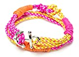 Best Cousin Bracelets - Cousin 34734474 Paracord Nautical Anchor Bracelet Kit Review