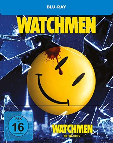 Watchmen - Die Wächter - Limited Steelbook [Blu-ray]