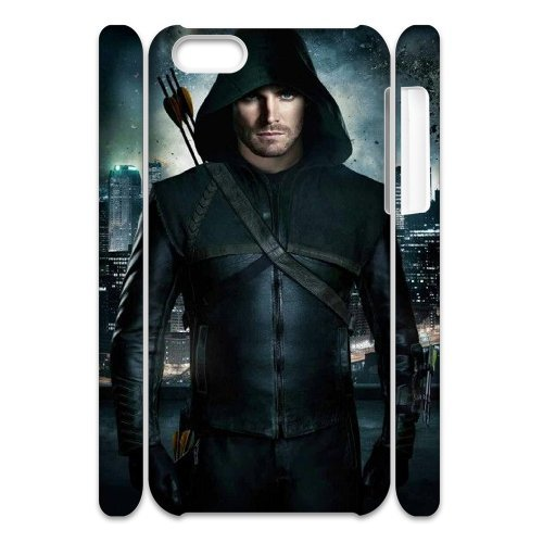 LP-LG Phone Case Of Green Arrow For Iphone 4/4s [Pattern-6] Pattern-4