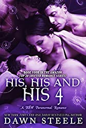 His, His and His 4: An Unusual Paranormal Romance (English Edition)