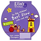 Ella's Kitchen Little Big Meal Beef Stew Stage 4 200g by Ella's Bild