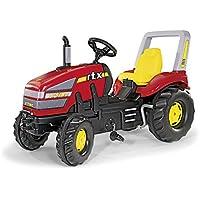 Rolly Toys 35564 - Veicolo a Pedali per Trac con Cambio e Freno