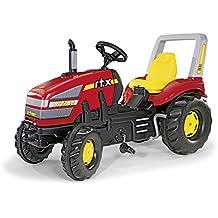 Rolly toys 03 556 4 - Tractor con 2 velocidades y freno (119cm)