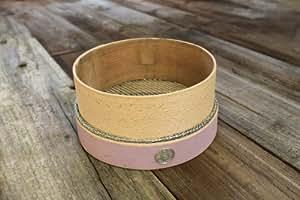 Hill & Sons 20,3cm Eintopfen Sieb, handgefertigt in Großbritannien, Pink