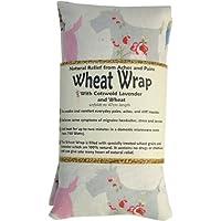 Vagabond Bags Wheat Wrap in Scottie Dog Design with Cotswold Lavender and Wheat preisvergleich bei billige-tabletten.eu