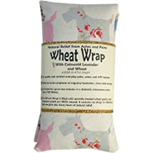 Vagabond bags - Saco térmico con semillas de trigo y lavanda de cotswold, diseño de scottie
