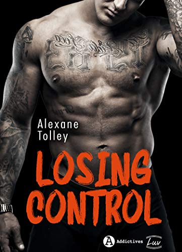 Couverture du livre Losing control (teaser)