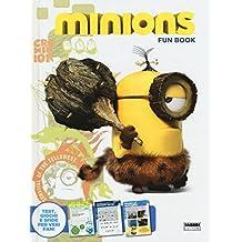 Minions. Fun book. Con adesivi