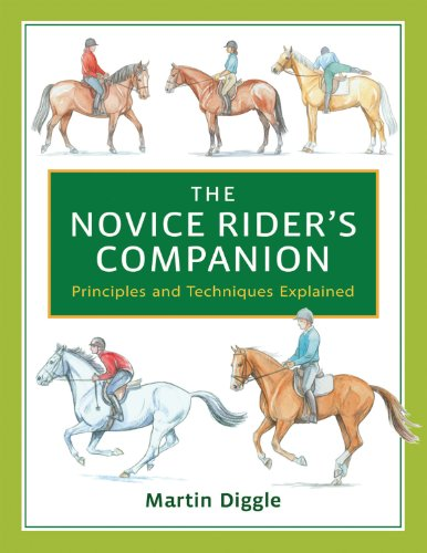 The Novice Rider's Companion: Principles and Techniques Explained por Martin Diggle