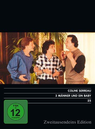 Bild von 3 Männer und ein Baby - Coline Serreau
