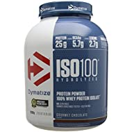 Dymatize ISO 100  Gourmet Chocolate Protein - 2.2kg