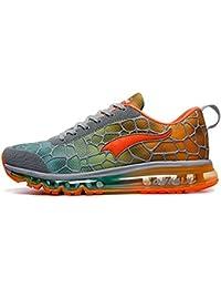 Onemix Herren Air Laufschuhe Sportschuhe mit Luftpolster Turnschuhe Leichte Schuhe