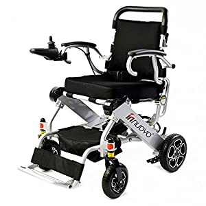 LIFETIME Quality Insurance Medical Electric Wheelchair-Lightweight heavy duty power chair(50 lbs inluding Lithium Battery), easy foldable for transit.LIFETIME Quality Insurance, Accessary Replacement