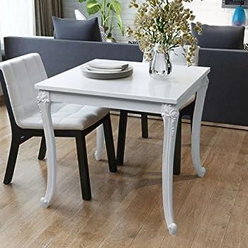 de 160 Salle manger sculptée à Arteferretto Table classique Ok0PXNn8wZ