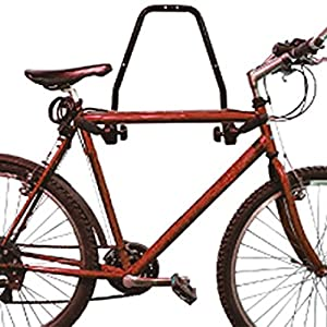Fifth Gear Wall Mounted Folding 3 Bike Bicycle Cycle Storage Rack Shed Garage