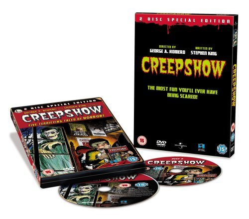Creepshow (2 Disc Special Edition) [1982] [DVD] by Hal Holbrook