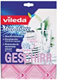 Vileda 122837 Torchon Vaisselle Microfibre - Coloris aléatoire