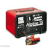 TelwinTrade Telwin Ladegerät AH11512–24V Stromversorgung 230V MOD.Alpine 15