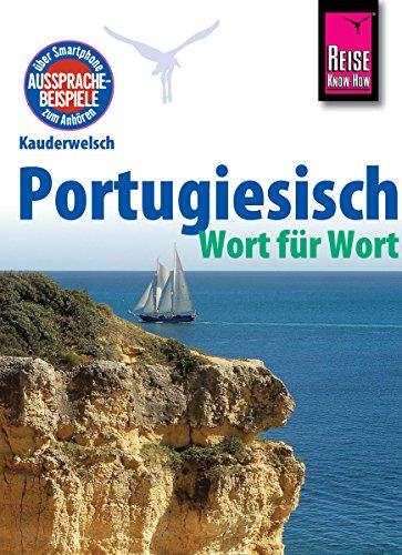 Reise Know How - Portugiesisch für den Jakobsweg lernen