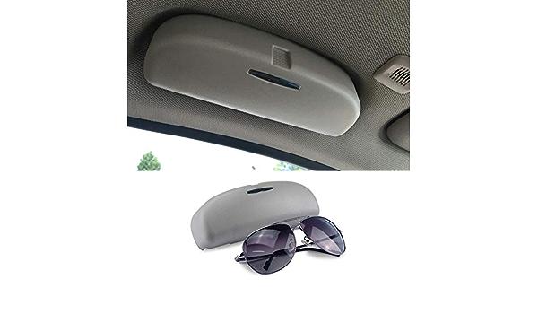 KDLLK Custodia per Occhiali da autoCustodia per Occhiali da Sole per Auto Custodia per Occhiali per BMW E46 E90 E60 E36 E53 X5 X3 X1 F30 F10 F20 E87 E34 E53 E70 E92 E30 G30 E88