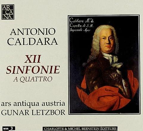 Sinfonia Pop - 12 Sinfonie A