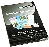 LMG LMGCC-175 Laminierfolien Credit Card, 54 x 86 mm, 2 x 175 mic, 100 Stück