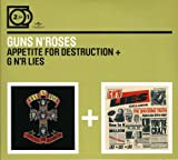 Guns N' Roses: 2 For 1: Appetite For Destruction/G N'r Lies (Audio CD)