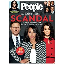 PEOPLE All Seven Seasons of Scandal: So Long to the Intrigue, Lust, Plot Twists, Popcorn & Olivia Pope