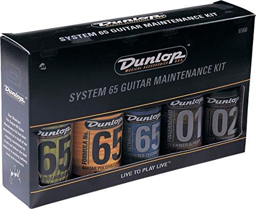 Jim Dunlop Formula 65 Pflege-Set für Gitarren