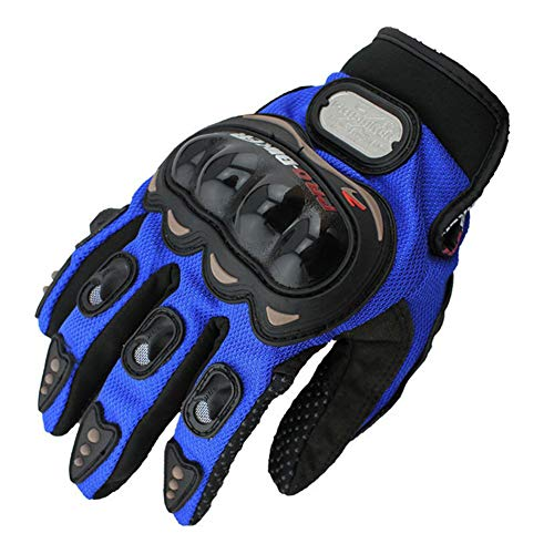 Guanti da moto touch screen guanti da moto impermeabili full finger motocross mittens per arrampicata trekking caccia sport all'aria apert