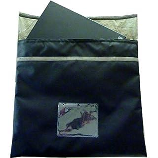 Faraday Bag Briefcase L Black Standard