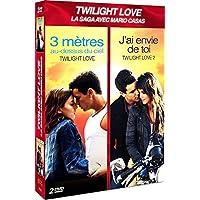 2 comédies romantiques avec Mario Casas : 3 mètres au-dessus du ciel (Twilight Love) + J'ai envie de toi