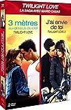 2 comédies romantiques avec Mario Casas : 3 mètres au-dessus du ciel (Twilight Love) + J'ai envie de toi (Twilight Love 2)