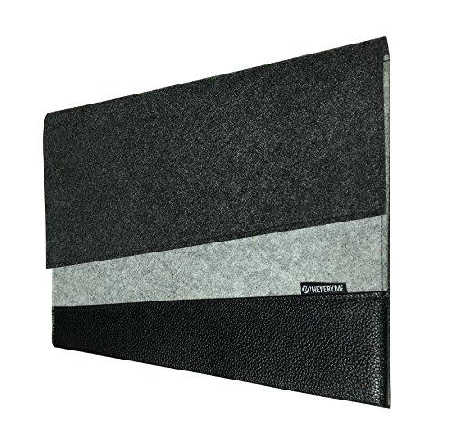 KAIOVA® - Designer Case Tasche Hülle für 15,4'' Tablet, Laptop, Netbook wie Apple Macbook Air Pro: Innenmaß: 35,89x24,71cm - Außenmaß: 39,89x27,71cm
