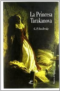 La princesa Tarakanova par G.P. Danilevsky
