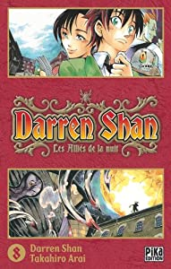 Darren Shan Edition simple Tome 8